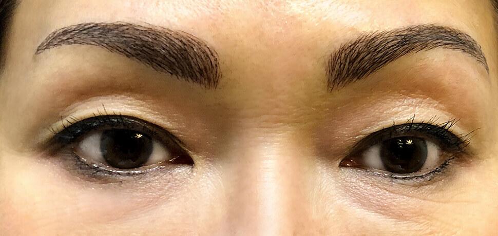 Permanent Cosmetic Eyebrows